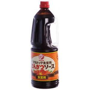 Овощной соус Тонкацу 1,8л